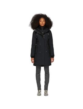 Black Down Beckah Coat by Mackage