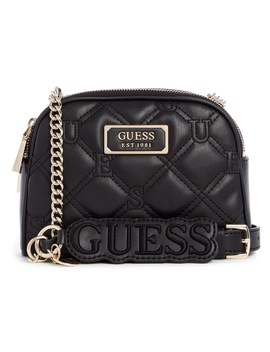 Lolli Mini Xbody Double Zip by Guess