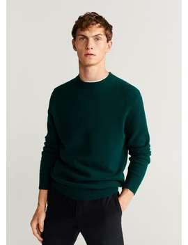 Jersey Cashmere Reciclado by Mango