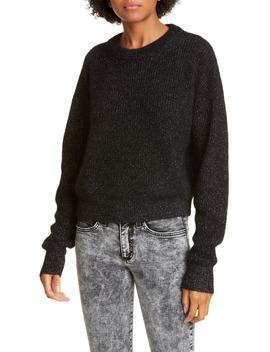 Melinda Mohair & Alpaca Blend Sweater by Veronica Beard