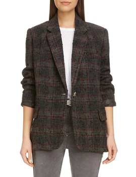Korix Wool Blend Jacket by Isabel Marant Étoile