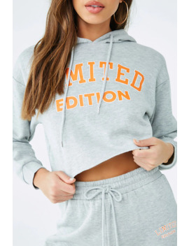 Limited Edition Graphic Hoodie by Forever 21