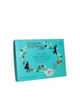 English Tea Shop Organic Wellness Tea Collection In A Gift Box by English Tea Shop