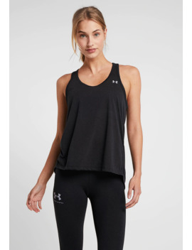 Whisperlight Tie Back Tank   Top by Under Armour