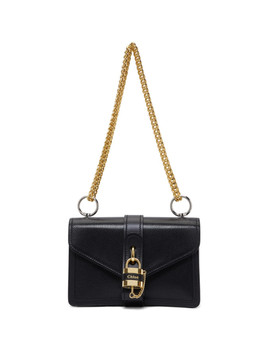 Black Aby Chain Bag by ChloÉ