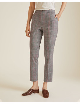 Prince Of Wales London Trouser by Jigsaw