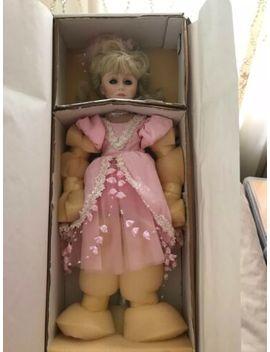 "Tatiana 17"" 1st Series Of Four Seasons Ballerina Porcelain Doll By Marie Osmond by Marie Osmond"