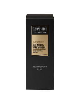 Lynx Daily Fragrance Signature Oud Wood & Dark Vanilla 100ml by Lynx