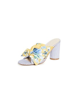 Orinda Block Heel Sandals by Cupcakes And Cashmere