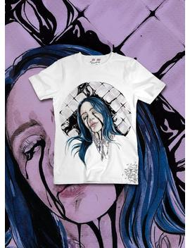 Billie Eilish T Shirt When The Party's Over Girl Fit Available You Should See Me In A Crown by Etsy