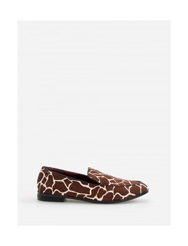 Slipper Mit Tiermuster by Reserved