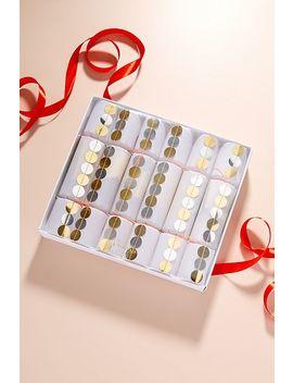 Pack Of 6 Meri Meri Christmas Crackers by Meri Meri