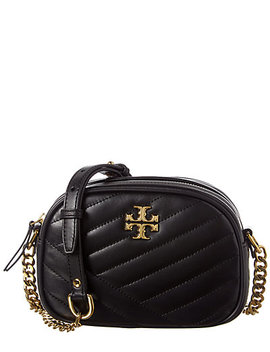Tory Burch Kira Chevron Leather Camera Bag by Tory Burch