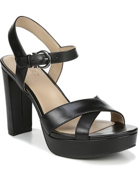 Mia Cross Strap Platform Sandal by Naturalizer