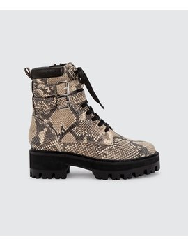 Paline Boots In Snakepaline Boots In Snake by Dolce Vita