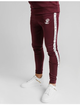 Illusive London Tape Poly Track Pants Junior by Illusive London