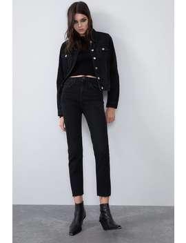 Denim Jacket Join Lifewoman Cornershops by Zara