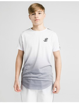 Illusive London Tape Fade T Shirt Junior by Illusive London