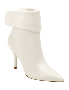 X Elizabeth Sulcer Fifi Pointed Toe Bootie by Marc Fisher Ltd