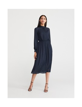 Robe Avec Col by Reserved