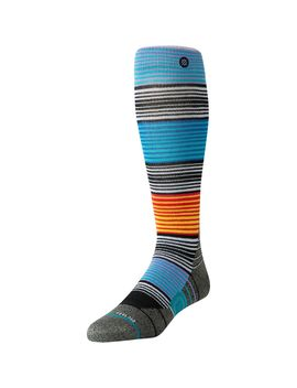 Wolf Crossing Ski Sock   Men's by Stance