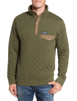 Snap T® Quilted Fleece Pullover by Patagonia