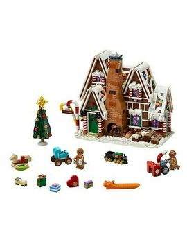 Lego Creator Expert: Gingerbread House (10267) Officially Licensed Nib/Sealed by Lego