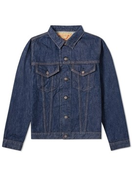 Or Slow 60's Denim Jacket by Or Slow
