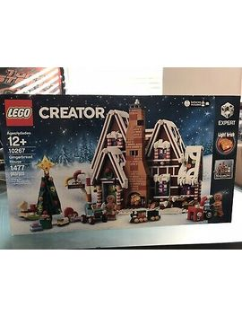 Lego 10267 Creator Gingerbread House 1477pcs by Lego
