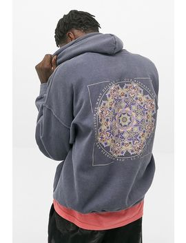 Uo Geo Hoodie by Urban Outfitters