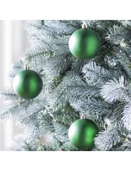 """3"""" Green Fir Artificial Christmas Tree With 50 Clear Lights by Charlton Home"""