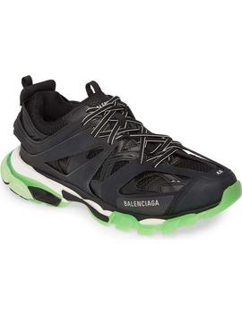 Track Glow In The Dark Sneaker by Balenciaga