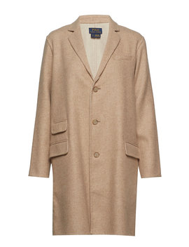 Wool Blend Peacoat by Polo Ralph Lauren