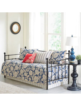 Madison Park Georgia 6 Piece Daybed Set by Madison Park