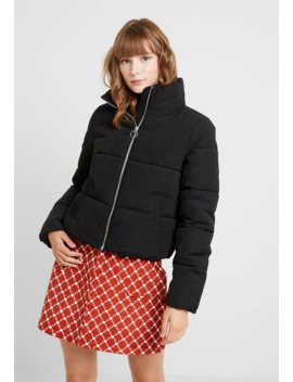 Onldina Short Quilted Puffer   Winterjas by Only