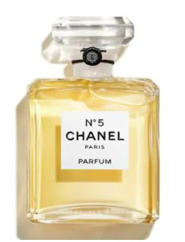 N°5  Parfum Bottle by Chanel