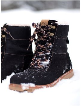 Meisa Lace Up Winter Boots by Roxy