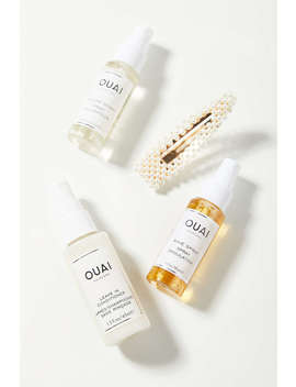 Ouai Uo Exclusive Holiday Kit by Ouai