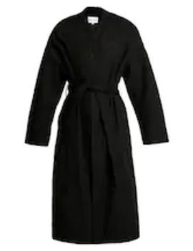 Classic Long Coat   Manteau Classique by Na Kd