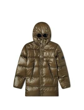 C.P. Company Undersixteen Lightweight Dd Shell Goggle Jacket by C.P. Company Undersixteen