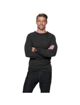Men's Apt. 9® Merino Wool Blend Crewneck Sweater by Apt. 9