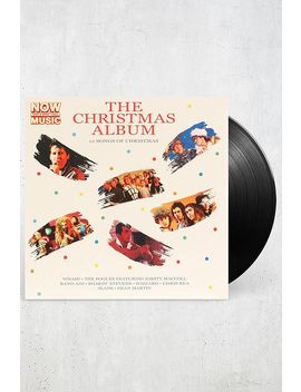 Various Artists   Now That's What I Call Music: The Christmas Album Lp by Urban Outfitters