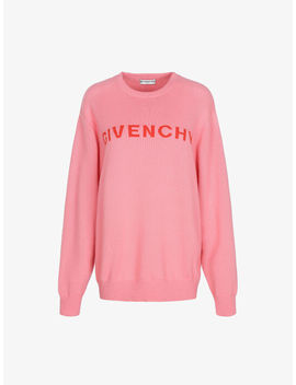Pullover In Cashmere Givenchy by Givenchy