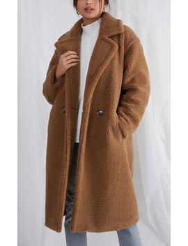 Teddy Coat by Pretty Lavish