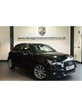 2013 63 Audi A1 1.4 Tfsi S Line Style Edition 3 Dr 121 Bhp Superb Service History by Ebay Seller