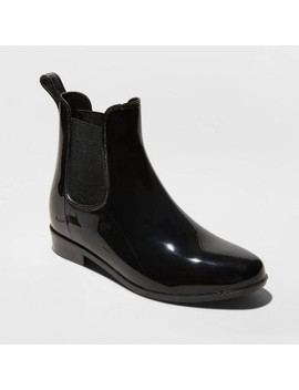 Women's Chelsea Rain Boots   A New Day™ by A New Day