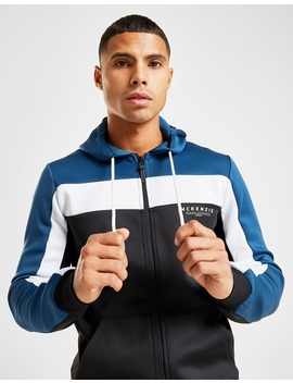 Mc Kenzie Erwan Full Zip Hoodie by Mc Kenzie