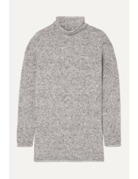 Mélange Wool Blend Sweater by Agnona