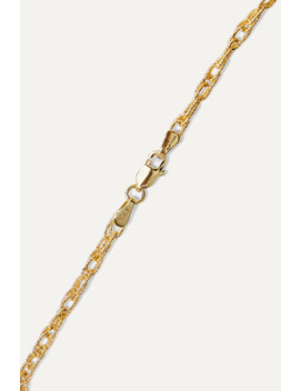Armband Aus 14 Karat Gold by Stone And Strand