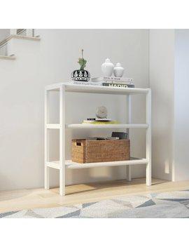 Etagere Bookcase by Rebrilliant